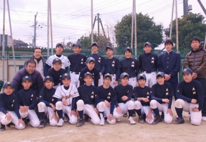 市川市立大洲中学校軟式野球部